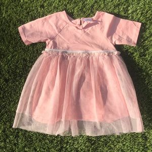 Hanna Anderson Pink Dress! Great condition!